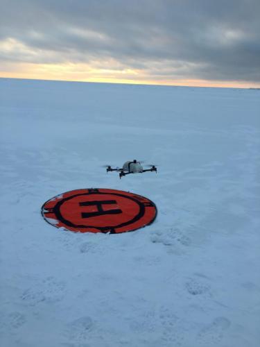 CopterSonde_landing